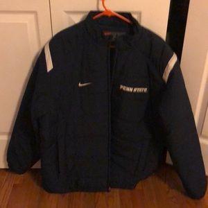 Brand new Nike Penn State winter coat